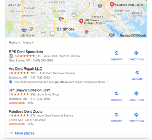 Winning Local Search - Control Your Google My Business