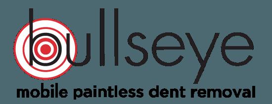 Bullseye dent logo mobile