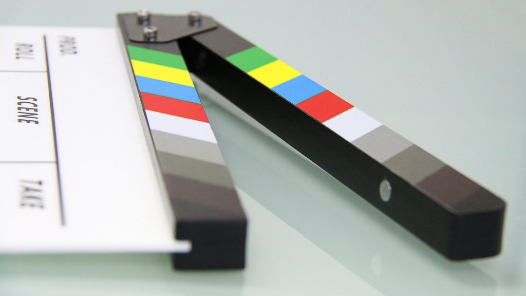 Cideo clapboard