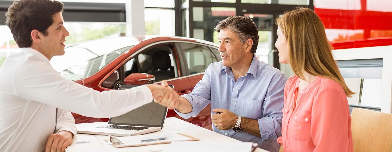 Dealership happy customers
