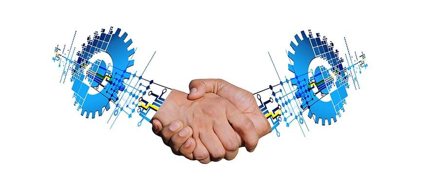 Transformation handshake digitization